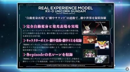 GUNPLA EXPO TOKYO 2020 ガンプラ40周年スペシャルステージ Vol.37