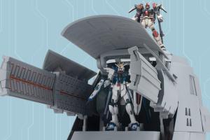Realistic Model Series 機動戦士ガンダムSEED 1:144 アークエンジェル カタパルトデッキt
