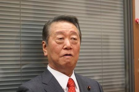 小沢がやってたから人も同じだと思うんだろ?やっていないというなら証明してみろ ~ 小沢一郎 「安倍は予備費10兆円を後援会の接待に使う。ないと言うなら証明してみろ。お前は怪し