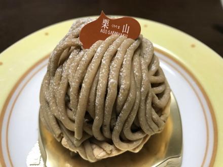 201115Mont Blanc cake (4)