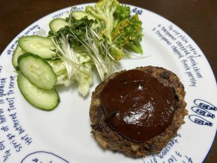 201208Hamburg steak