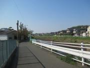 2020/4/29境川CR端っこ藤沢側