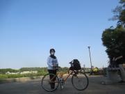2020/4/29境川遊水地公園ポケットパーク 帰り