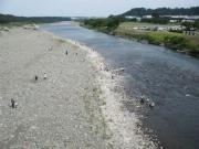2020/5/30相模川高田橋から
