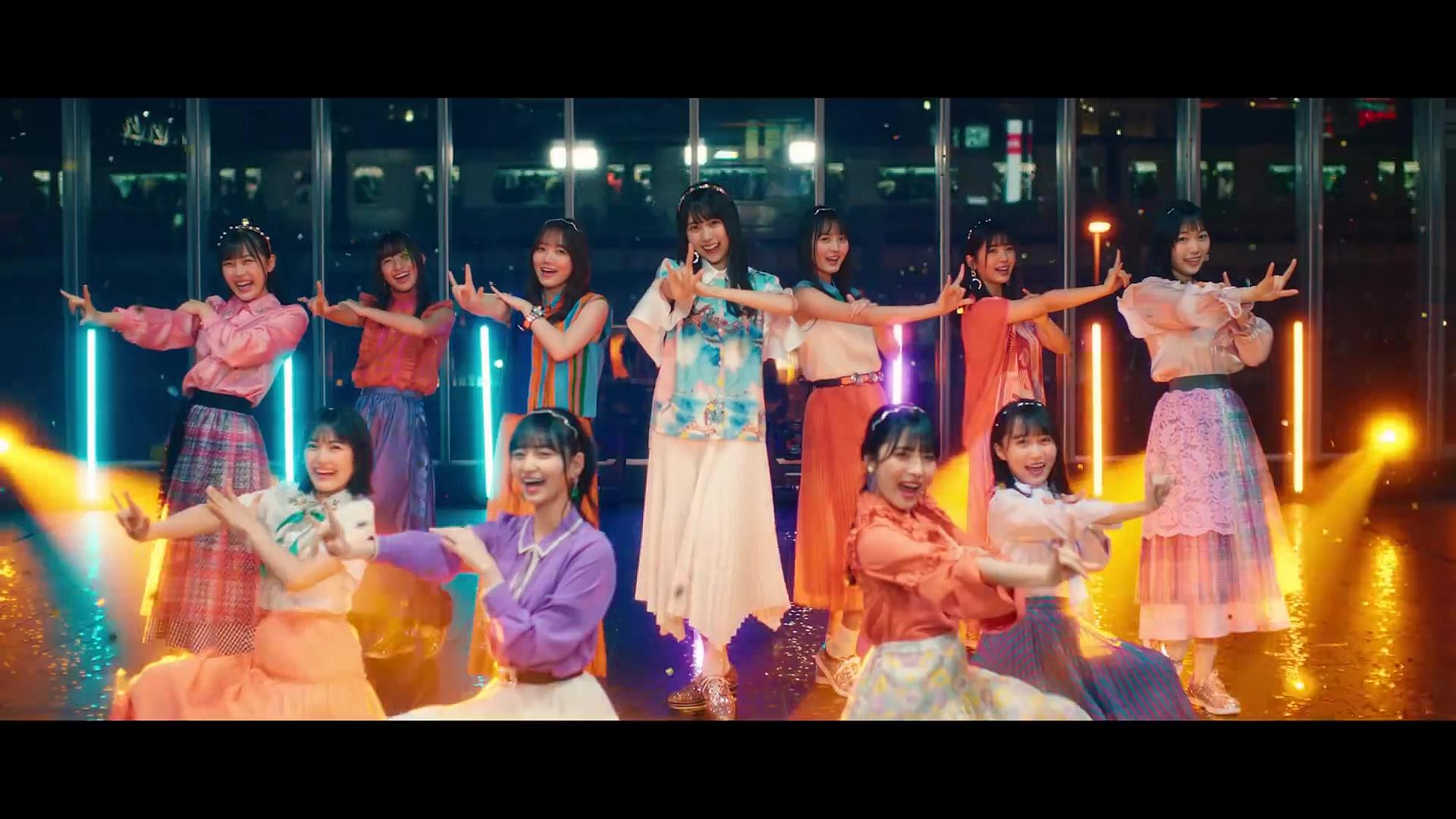 乃木坂46 『I see...』MV