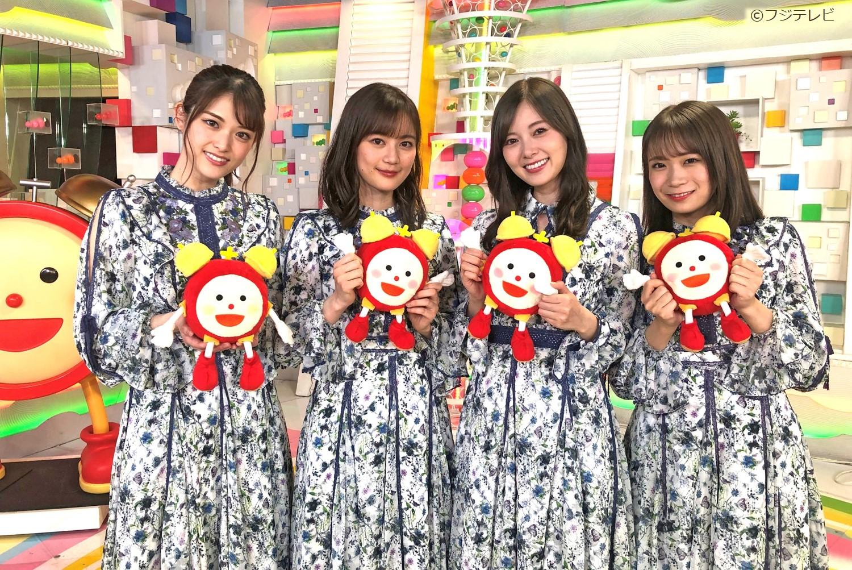 めざましテレビ 乃木坂46