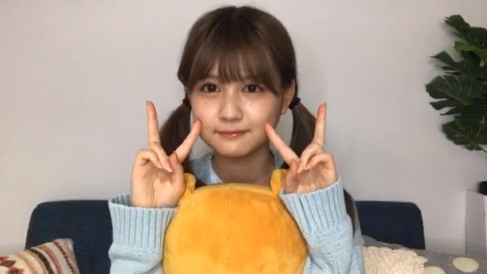 のぎおび 中村麗乃 ツインテール3