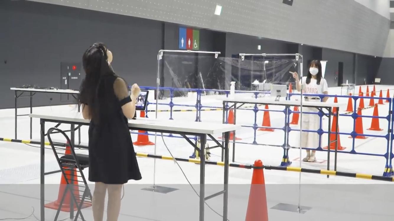 SKE48 現地でオンライントーク会12