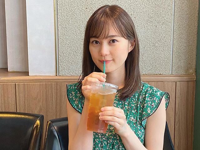 生田絵梨花「真夏を撮る私を撮るまいちゅん」