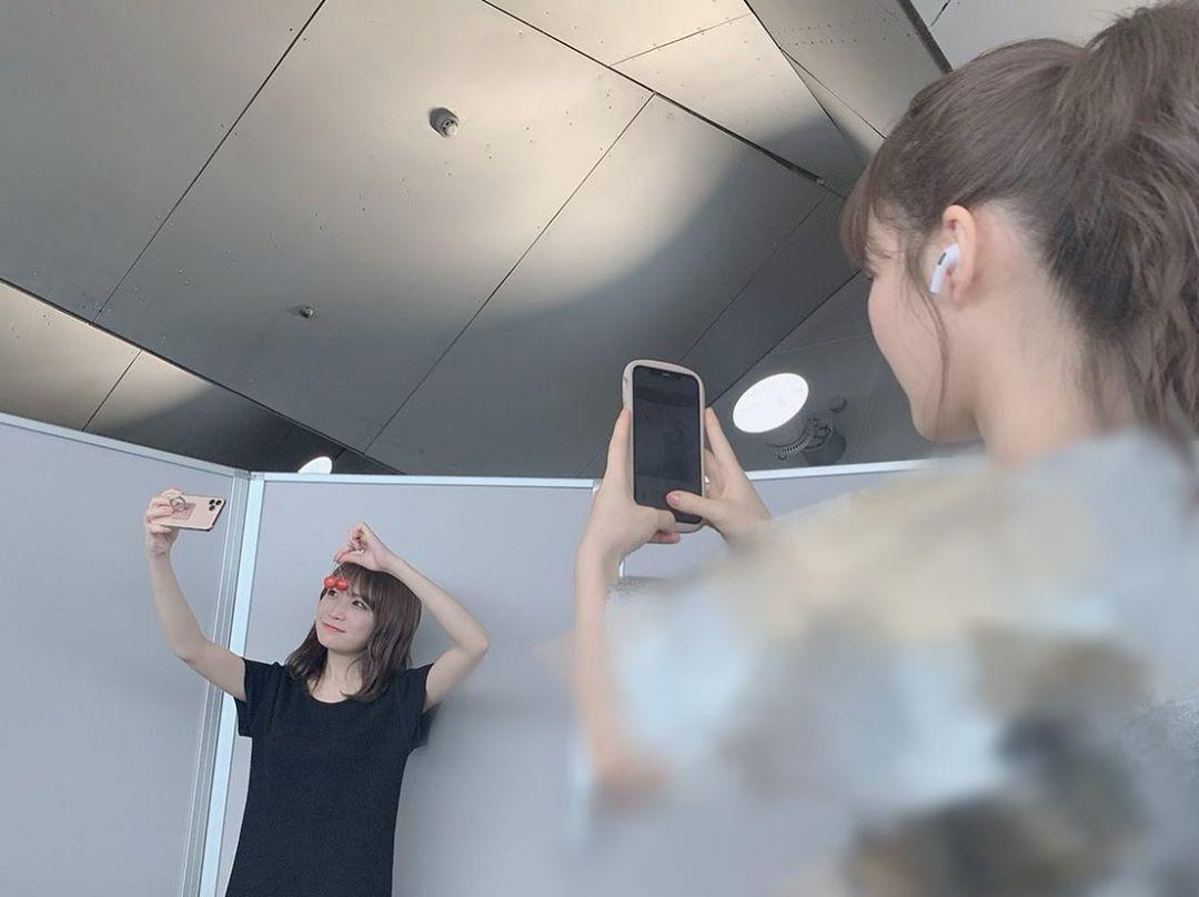 生田絵梨花「真夏を撮る私を撮るまいちゅん」3