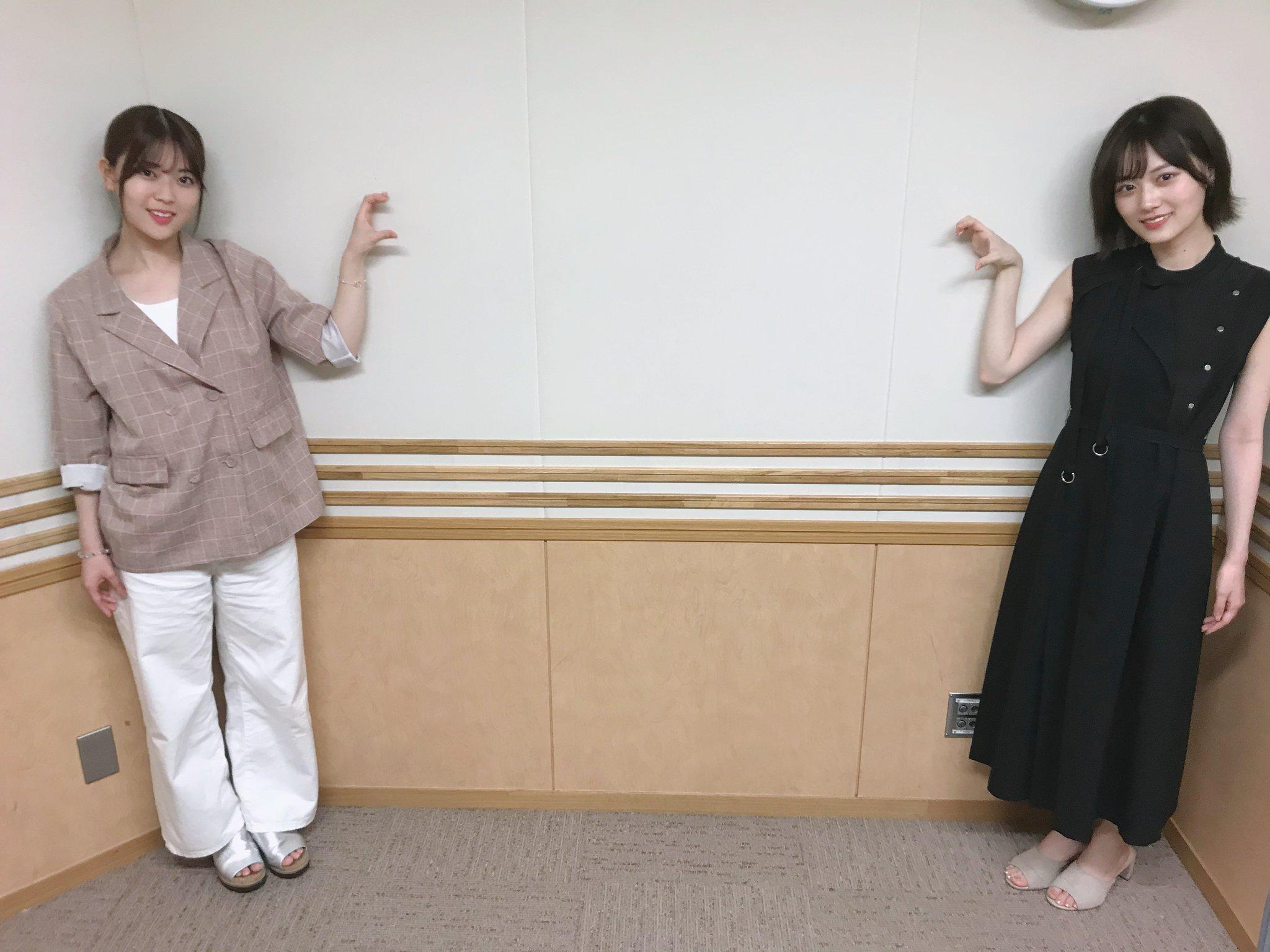 乃木坂46の「の」 山下美月 岩本蓮加