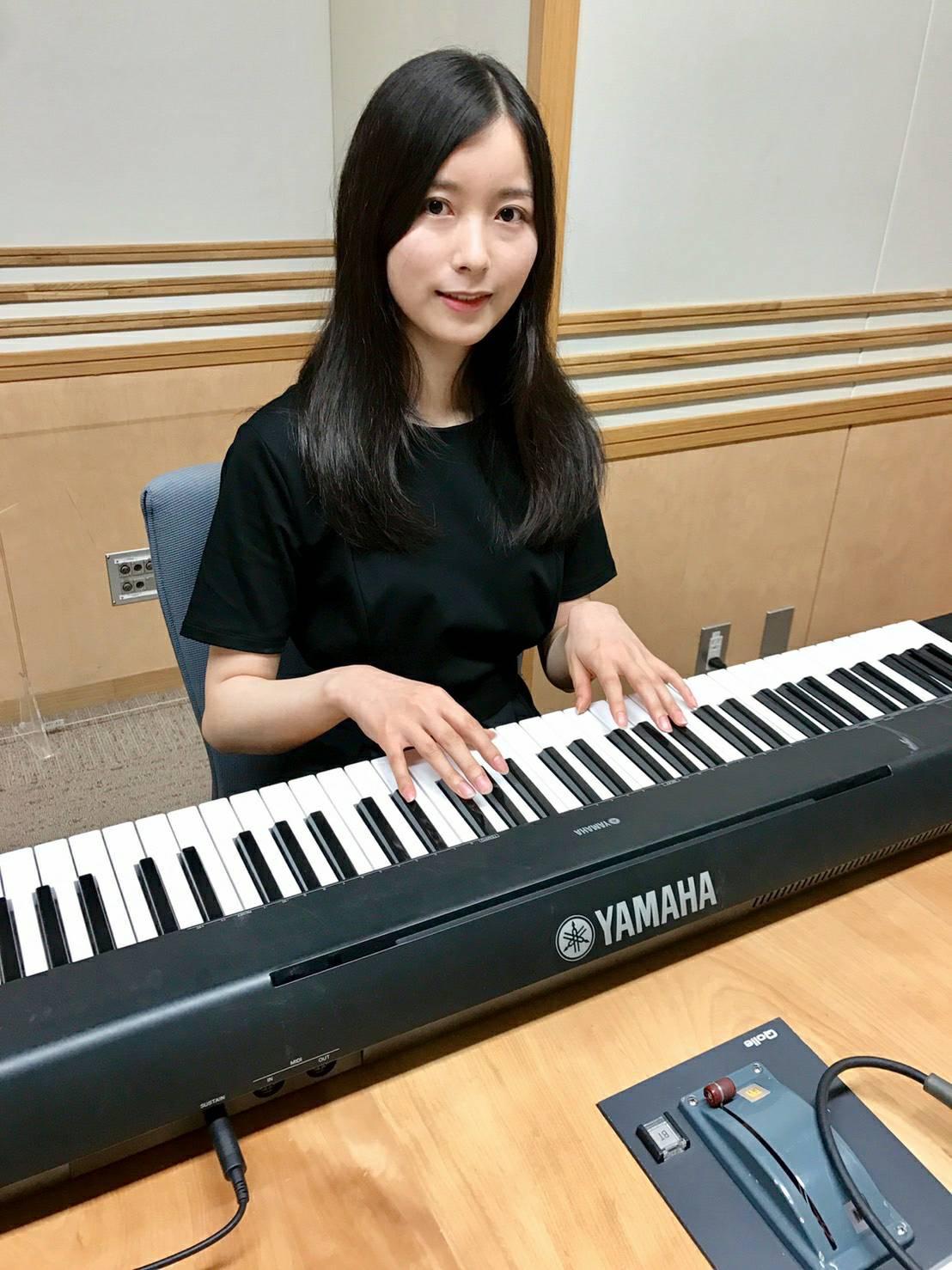 佐々木琴子のトップギア ピアノ