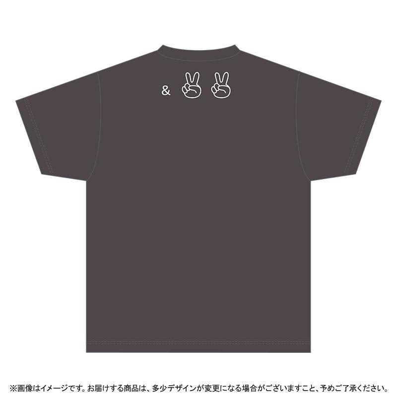 寺田蘭世2020生誕Tシャツ 後ろ