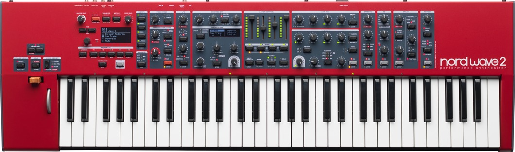 nord wave 2