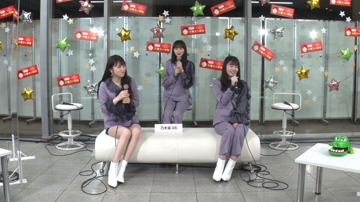 THE MUSIC DAY 乃木坂46 新衣装