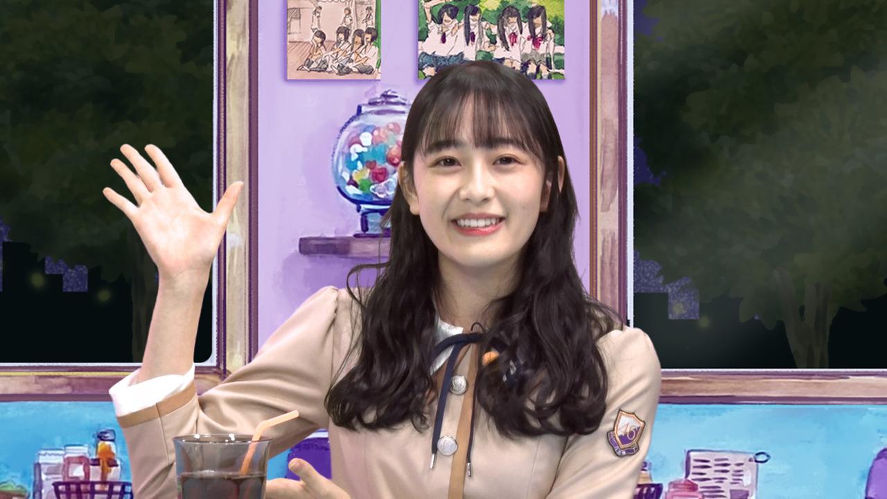 乃木坂46山崎怜奈とおはつちゃん 向井葉月