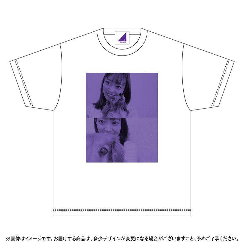 阪口珠美2020生誕Tシャツ