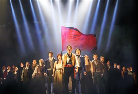 !レミゼ「民衆の歌」