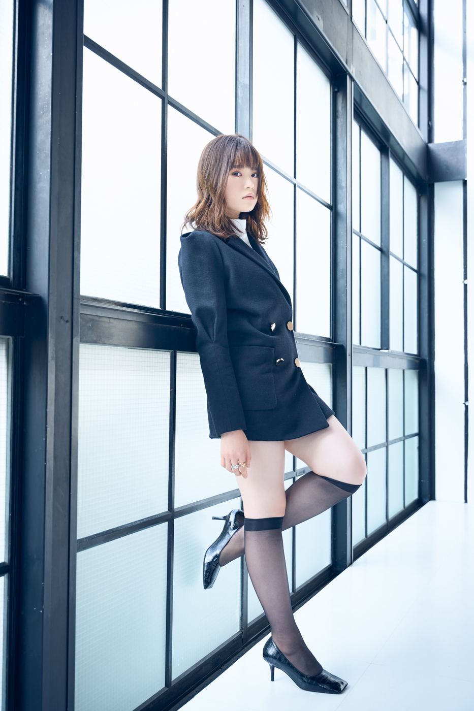 MARQUEE Vol.141 山崎怜奈2