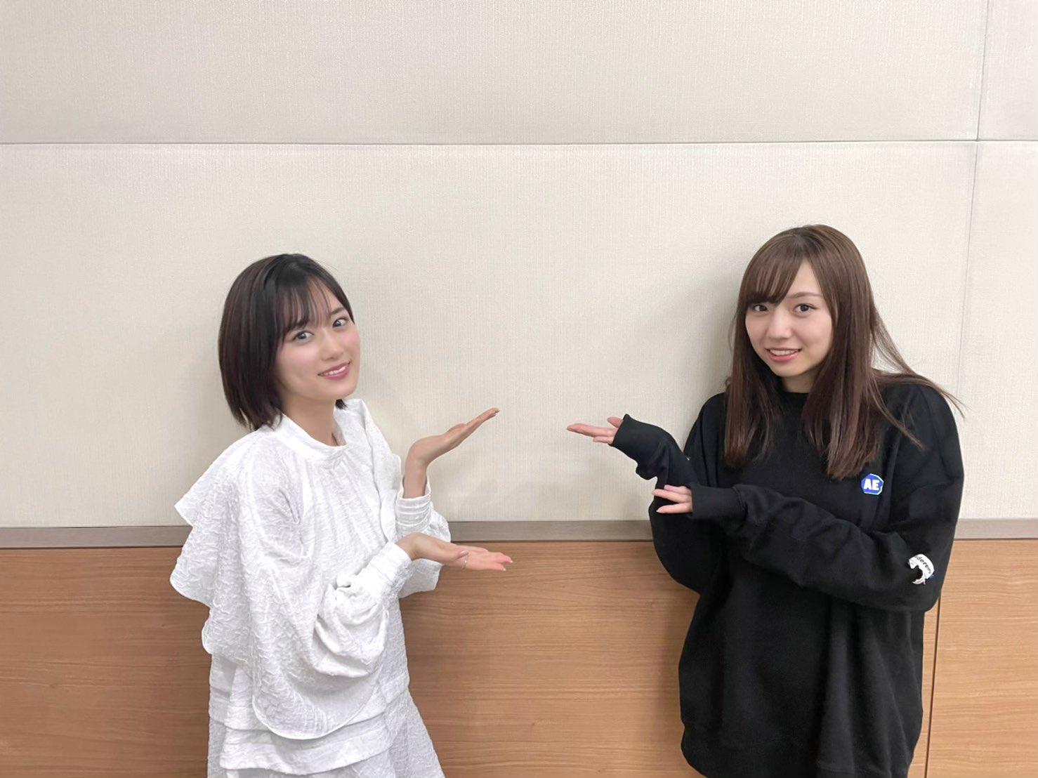 乃木坂46のオールナイトニッポン 山下美月 新内眞衣