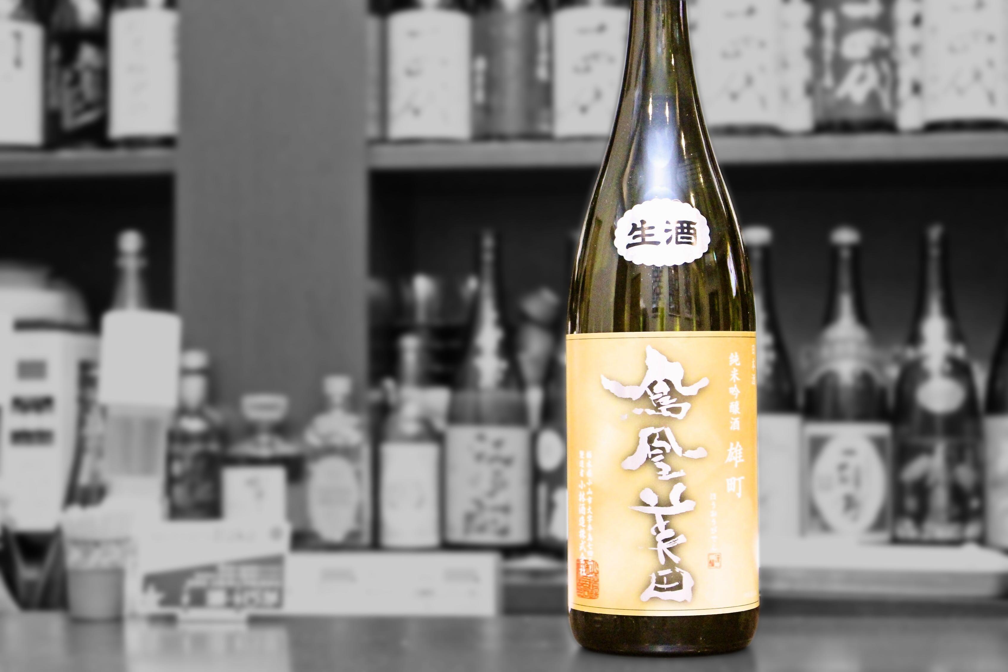 鳳凰美田大地純米吟醸雄町202004-001