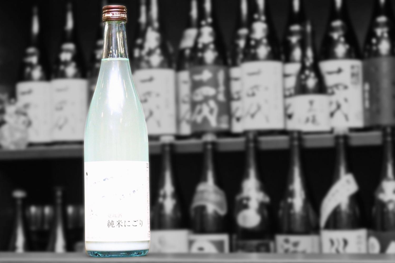 奥能登の白菊夏越の酒純米にごり202006-001