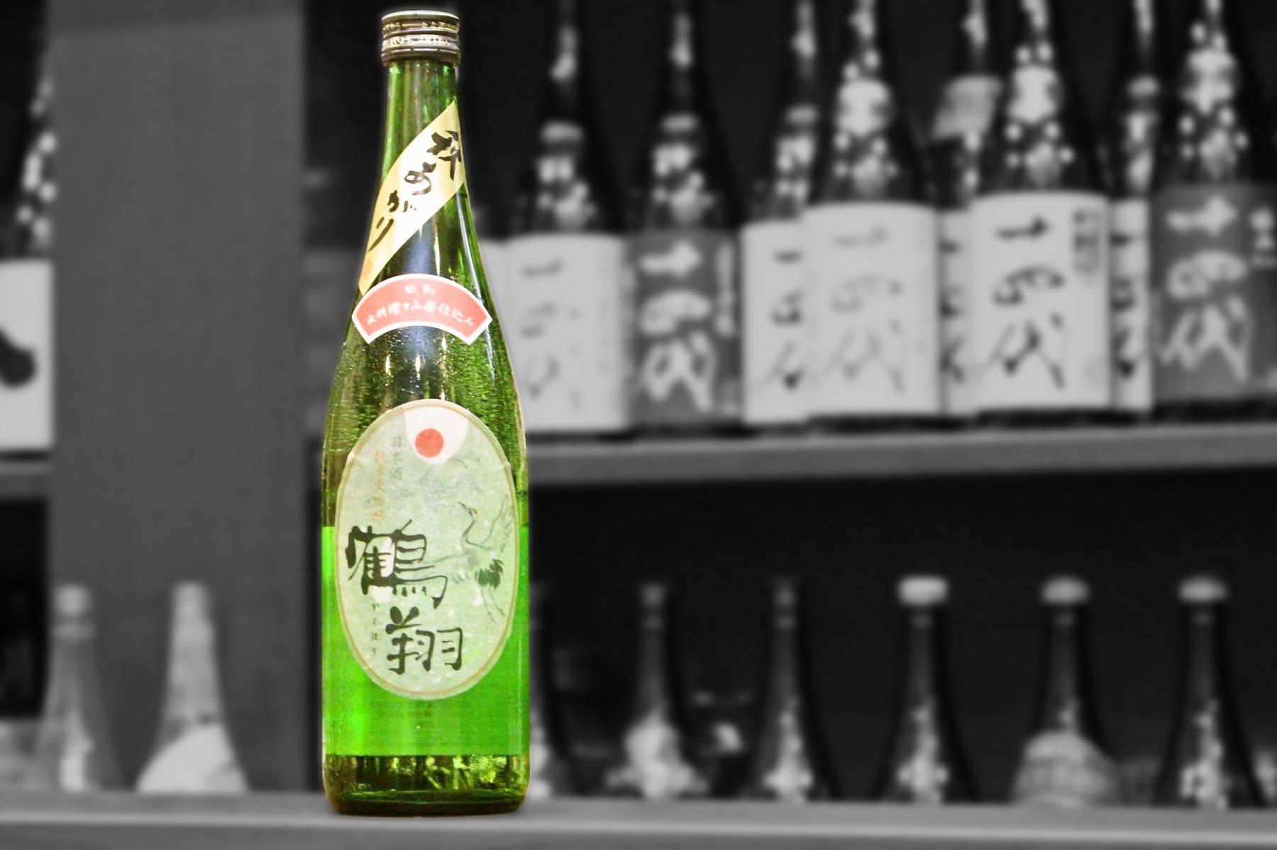 鶴翔山廃純米大吟醸出羽燦々202009-001