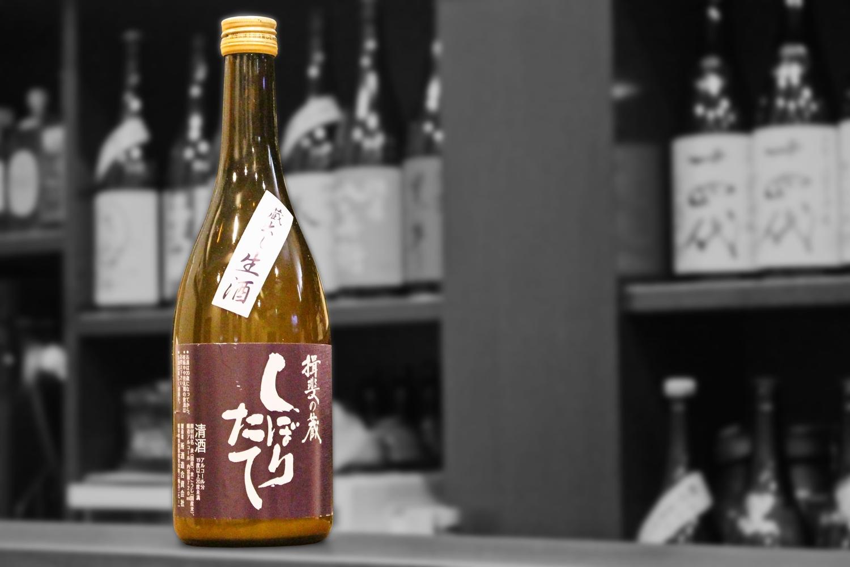 揖斐の蔵しぼりたて生原酒202011-001