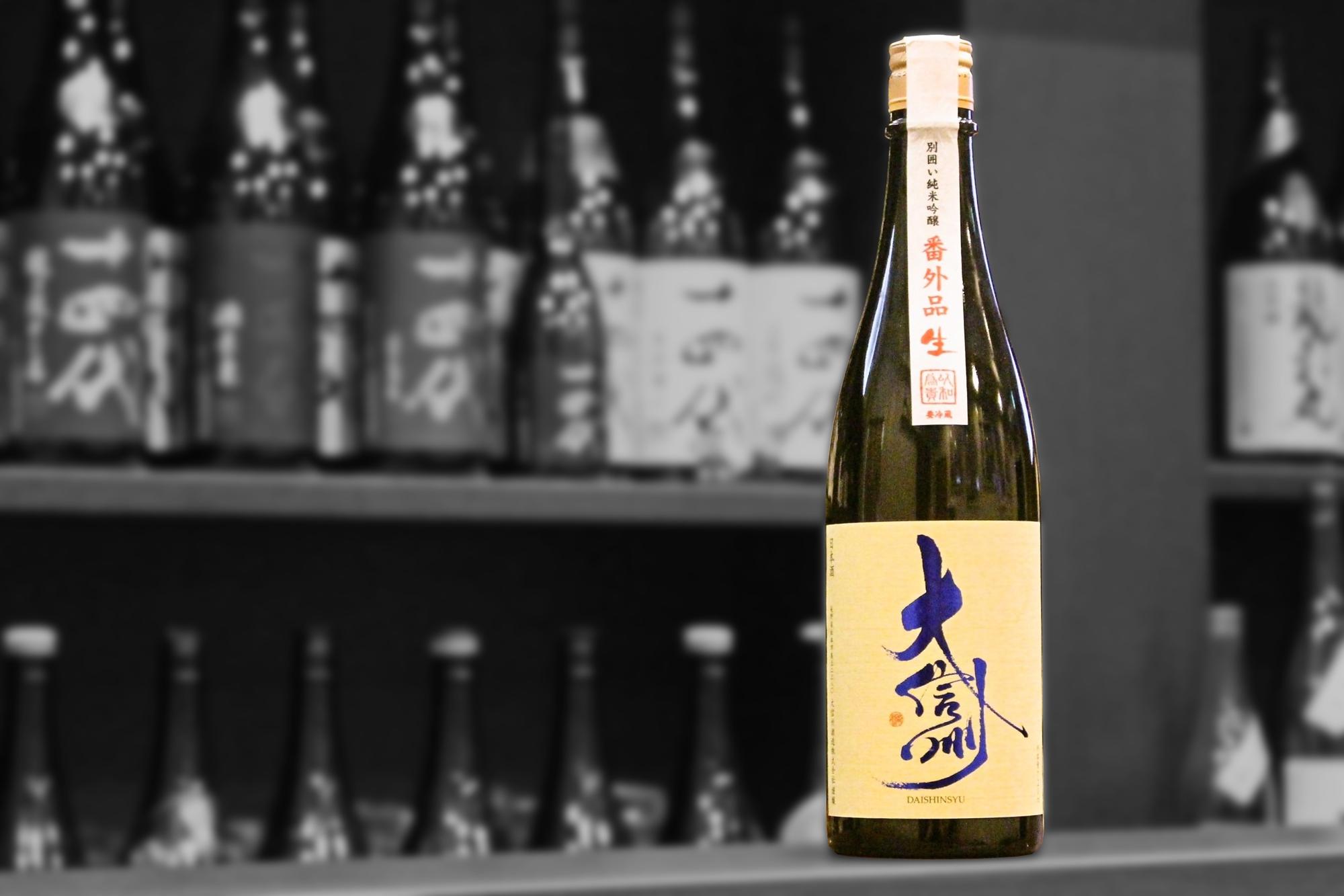 大信州別囲い純米吟醸番外品生202101-001