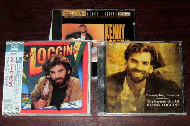 kenny loggins albums