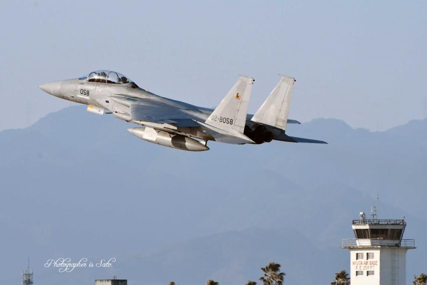 新田原基地 23SQ F15 003PSJT