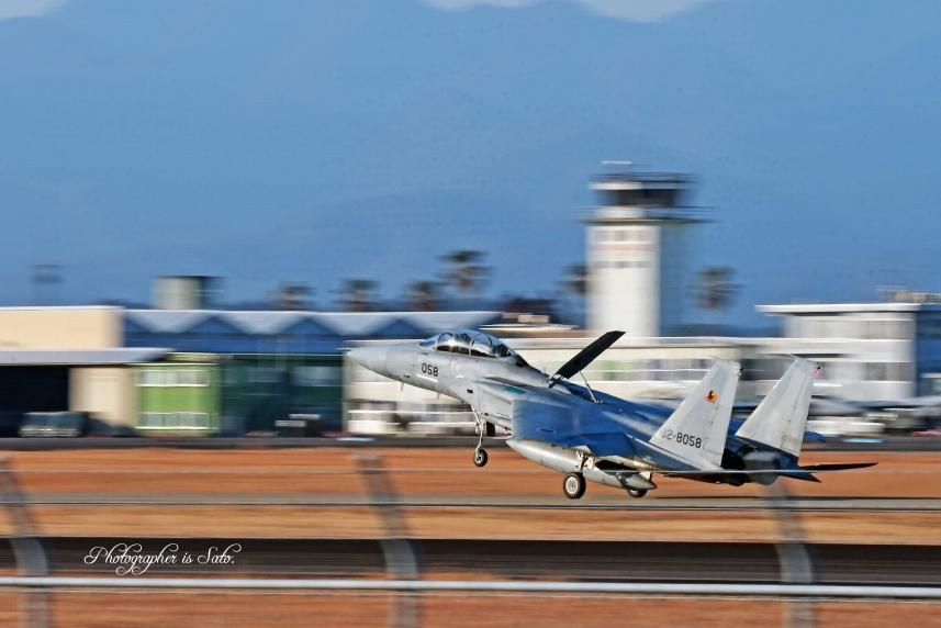 新田原基地 23SQ F15 004PSJT