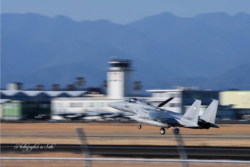 新田原基地 305SQ F15 005PSJT