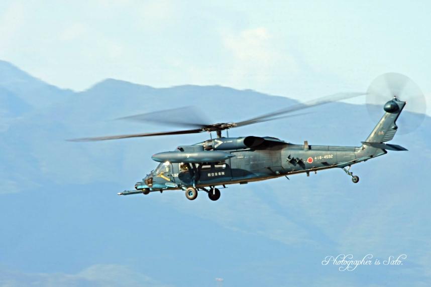 新田原基地 UH-60J 001PSJT