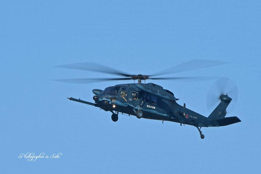 新田原基地 UH-60J 002PSJT
