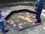 駒形こどもの杜 1歳児用砂場改修