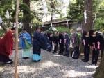 例祭 修祓の儀