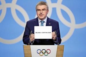2026冬季オリンピック