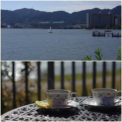 お茶201106