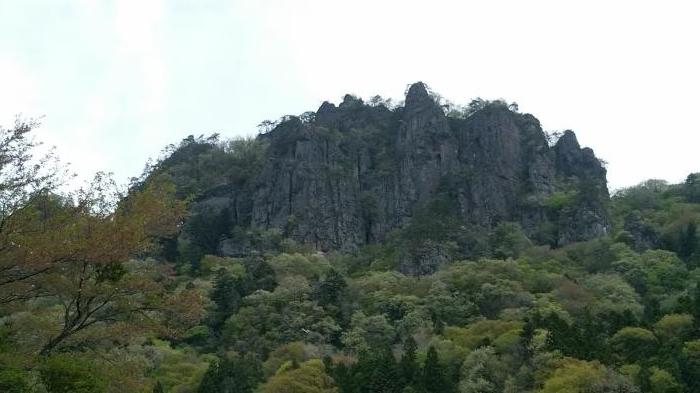 岩櫃山01