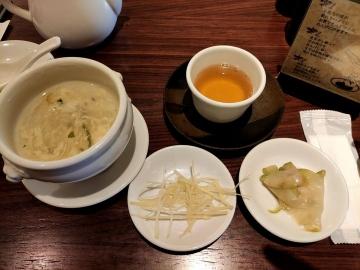 クリエイトレストランツ 南翔饅頭 汁なし担々麵セット04 2008 202002