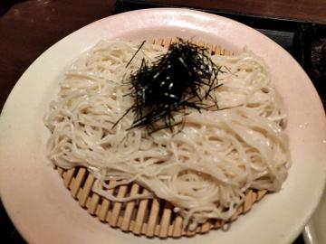 カッパクリエイト 北海道 生ひやむぎと彩り野菜の天ぷら04 2008 201909