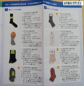ナイガイ 優待案内03 202001