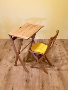 四角テーブル・イス
