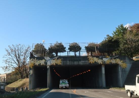 栃木 嘉多山トンネル
