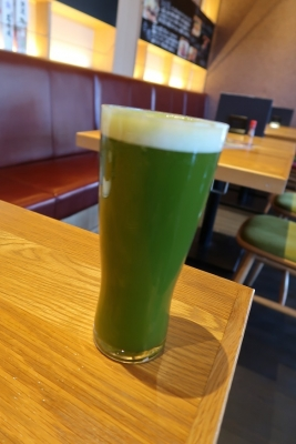 静岡茶ビール