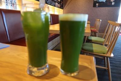 静岡茶ハイと静岡茶ビール
