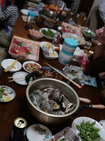 喜寿のお祝い膳
