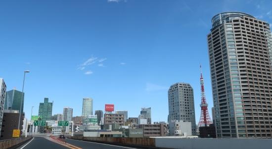 首都高 東京タワー