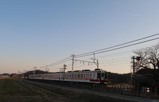 東武日光線 南栗橋行き